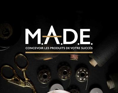 Salon M.A.D.E., Marques Associées Distribution Event