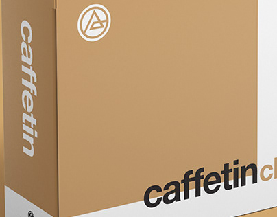 Caffetin - packaging