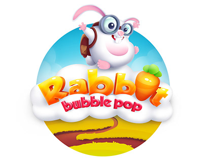 Rabbit Bubble Pop