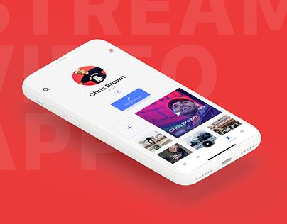 Stream Video App