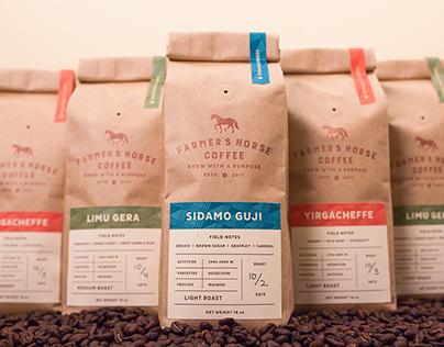 Farmer's Horse Coffee