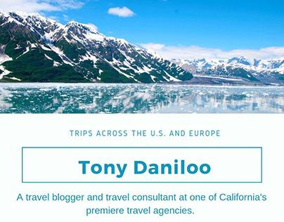 Tony Daniloo - Travel Blogger