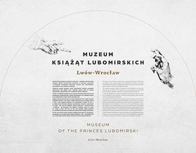 Muzeum Książąt Lubomirskich - konkurs