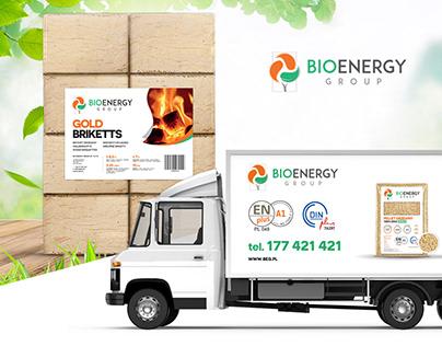 Bio Energy Group / Selected Print Materials