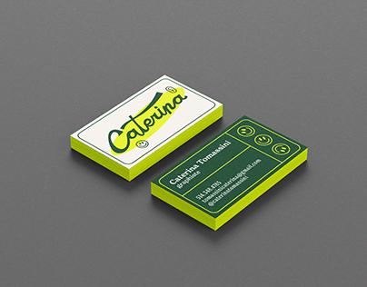 Caterina _ branding personnel