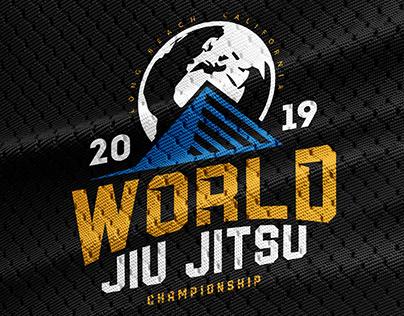 2019 World Jiu Jitsu Championship Event Shirt