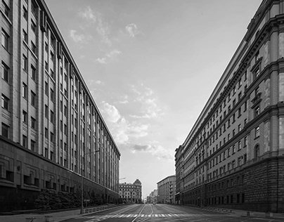 Soviet Architecture in Moscow