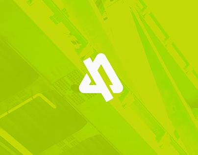 Terrative Agency Branding Identity