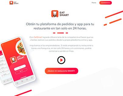 EatSmart - sitio web