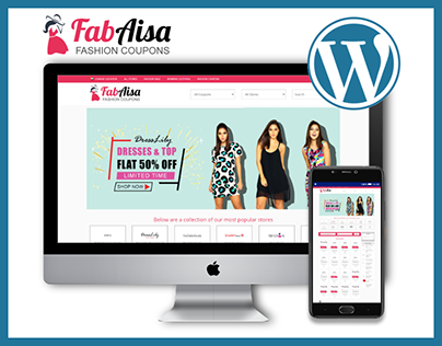 fabaisa.com ( Designed and developed from scratched )