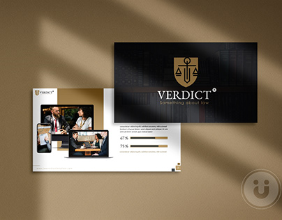 Verdict Law Presentation Template