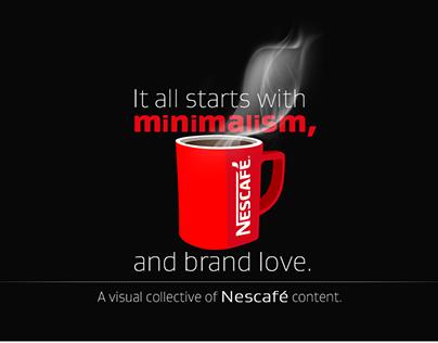 Nescafé - Content