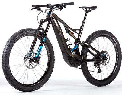 2016 Specialized Levo e-Mountain Bike