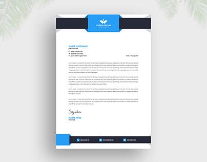 Professional Letterhead Design