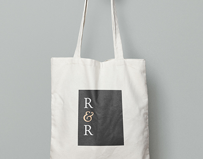 Rossi & Rei Logo and Website proposal