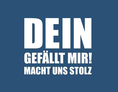 """Messeplakate Hotel-Restaurant """"Zur Post"""""""
