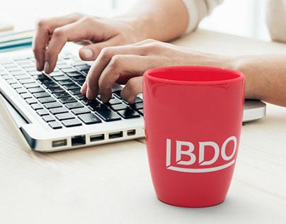 Advertisement for BDO Dutch Caribbean