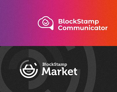BlockStamp Logotypes