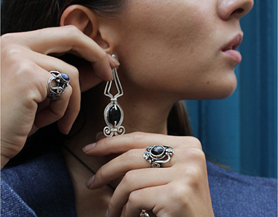 NataliaNoerrJewelry - ÉTHER COLLECTION