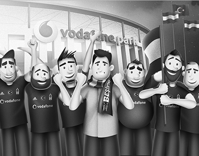 Beşiktaş JK - Kit Launch -Animation