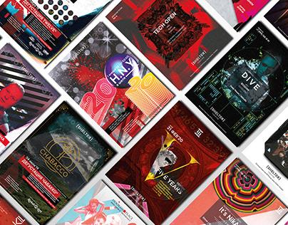 Posters 2020 by Slizhevsky