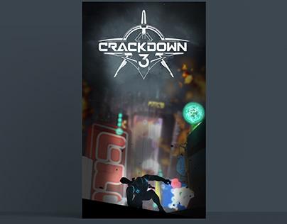 Crackdown 3 Poster