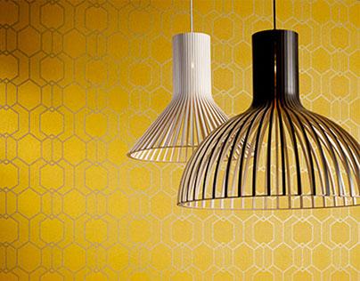 Online store of interior design