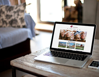 Peveril Homes Website Design