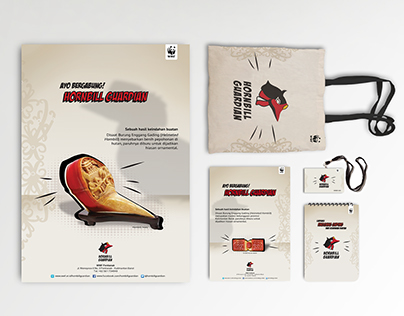 HORNBILL GUARDIAN WWF CAMPAIGN
