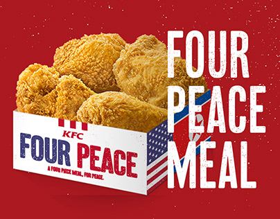 KFC Four Peace Meal