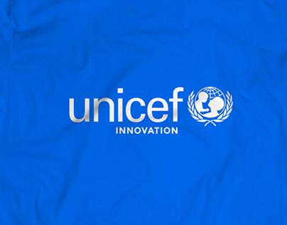 UNICEF Innovation Branding