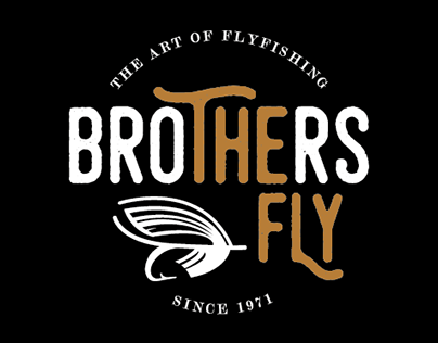 The Brother's Fly Logo & Animation