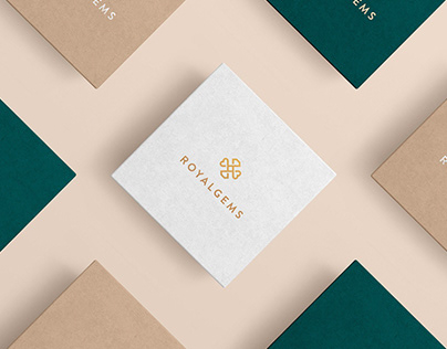 Royalgems Branding