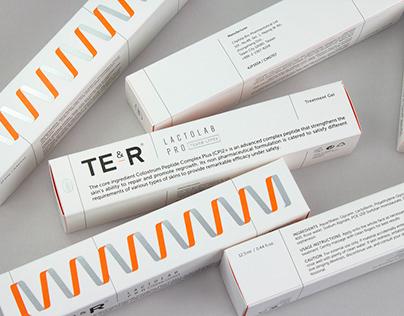 TE&R Packaging Design