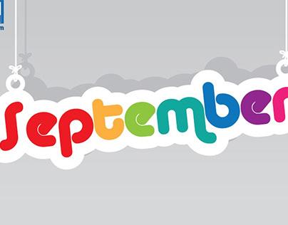 Chào tháng 9!
