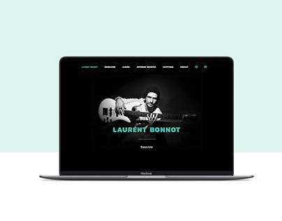 Site Wordpress Laurent Bonnot