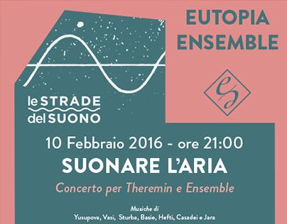 Eutopia Ensemble 2015/16