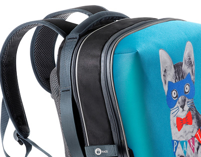 CARREFOUR - SCHOOL BACKPACK