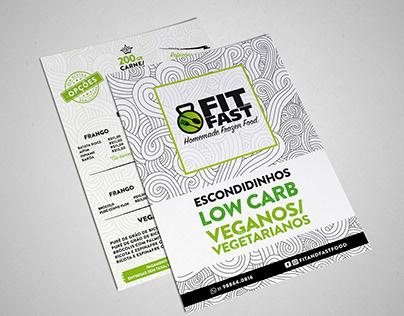 Fit Food Flyer