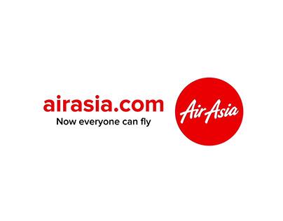 Brand Storytelling: Airasia