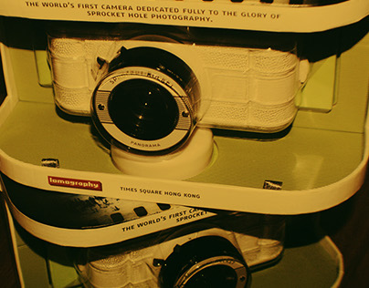 Design collaboration with Lomography Asia (HK)
