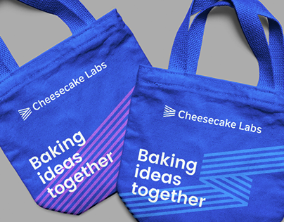 Cheesecake Labs - Branding