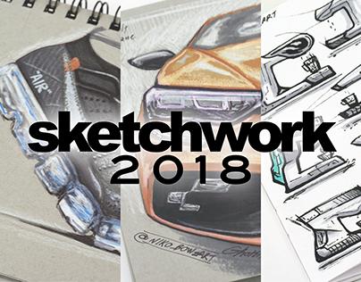 2018 Sketchwork