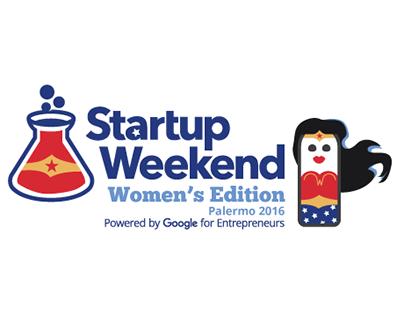 Startup Weekend Women's Edition Palermo 2016