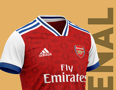 Arsenal football kit 19/20.