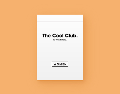 The Cool Club - Women