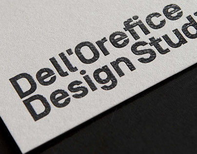 Dell'Orefice Design Studio Branding