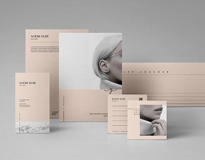 NOÉMI — Brand Stationery Pack