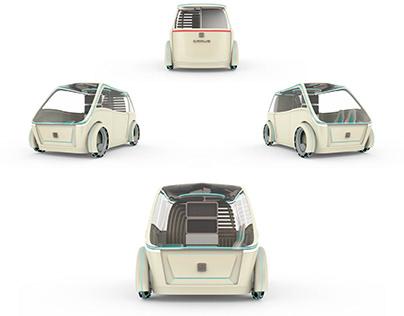 Nuevos Conceptos de Movilidad y Vehículo Autónomo 2030