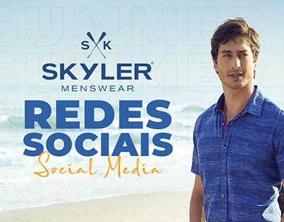 Skyler Menswear / Social Media 2020.2